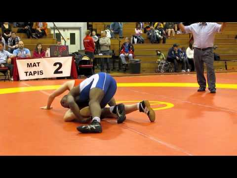 Guelph Open 2012: 74 kg Connor Hodgins vs. Cleo Ncube