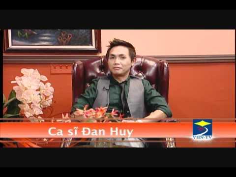 MC Trần Quốc Bảo phỏng vấn ca sĩ Đan Huy tháng 9/2011 (part 2)