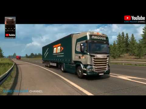 Painted Truck Traffic Pack by Jazzycat v8.3