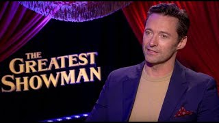 Video Hugh Jackman Shares His Favorite Musical Number In THE GREATEST SHOWMAN MP3, 3GP, MP4, WEBM, AVI, FLV Maret 2018