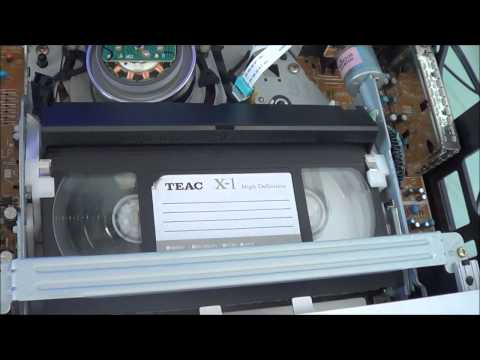 OSFT VLog | March 9th 2014 - Converting Old VHS Tapes To Digital
