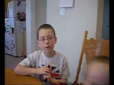 Autism - 7 year old speaks