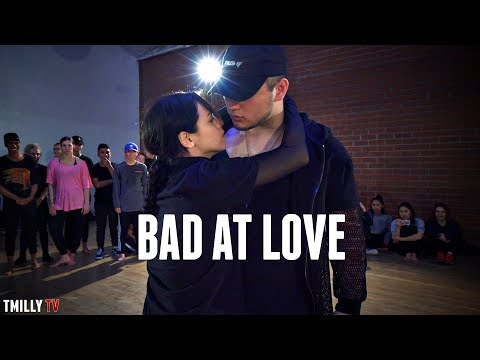 Video Halsey - Bad at Love - Choreography by Jojo Gomez - #TMillyTV download in MP3, 3GP, MP4, WEBM, AVI, FLV January 2017
