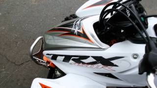 4. 2012 Honda TRX450R