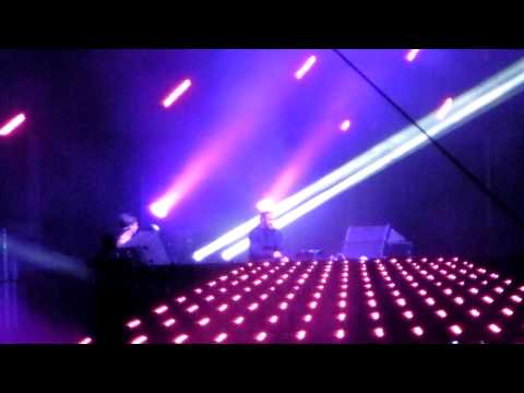 David Guetta - (Just One Last Time) feat. Taped Rai  Live @ Electric Zoo 2012
