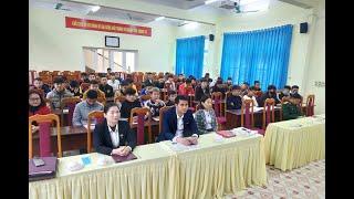 Khai giảng lớp bồi dưỡng kết nạp Đảng cho quần chúng ưu tú nhập ngũ năm 2020