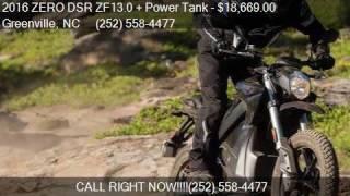 5. 2016 ZERO DSR ZF13.0 + Power Tank  for sale in Greenville, N