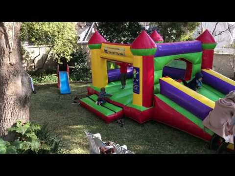 3 in 1 Jumping Castle - Randburg