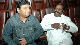 AR Rahman is like a Japanese: Vairamuthu