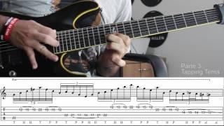 Guthrie Govan - Aprenda a tocar \'Fives\' + TAB