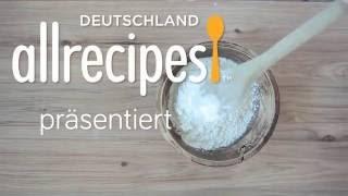 Glutenfreie Mehlmischung mit Hirse