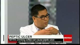 MedTalk Episode 119: Peptic Ulcer