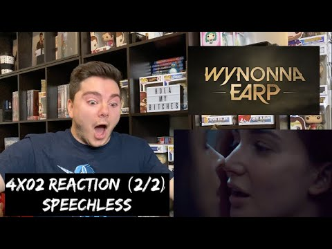 WYNONNA EARP - 4x02 'FRIENDS IN LOW PLACES' REACTION (2/2)