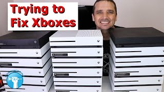 Video I bought 18 broken Xboxes - Can I Fix Them and Make Money? MP3, 3GP, MP4, WEBM, AVI, FLV Juni 2019