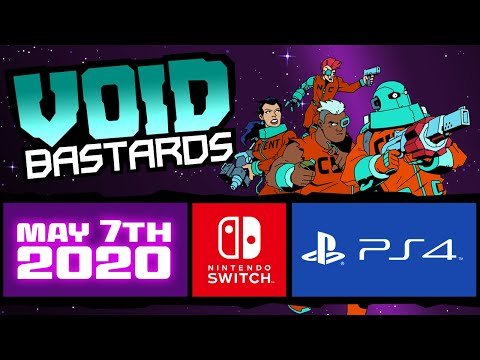Void Bastards - Switch + PS4 - MAY 7TH! de Void Bastards