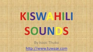 Learn how to pronounce Swahili (Kiswahili) vowels, syllables, greetings and simple words that you can use in every day ...