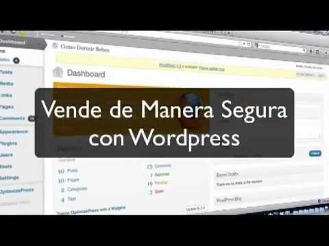 Vende con WordPress