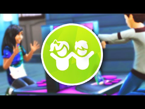 Gameplay trailer The Sims 4 Kinderkamer accessoires