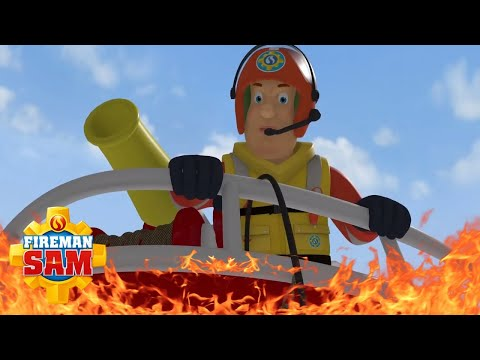 Fireman Sam US   NEW Episodes   Fireman Sam BEST RESCUES   Season10 🚒 🔥   Kids TV Shows