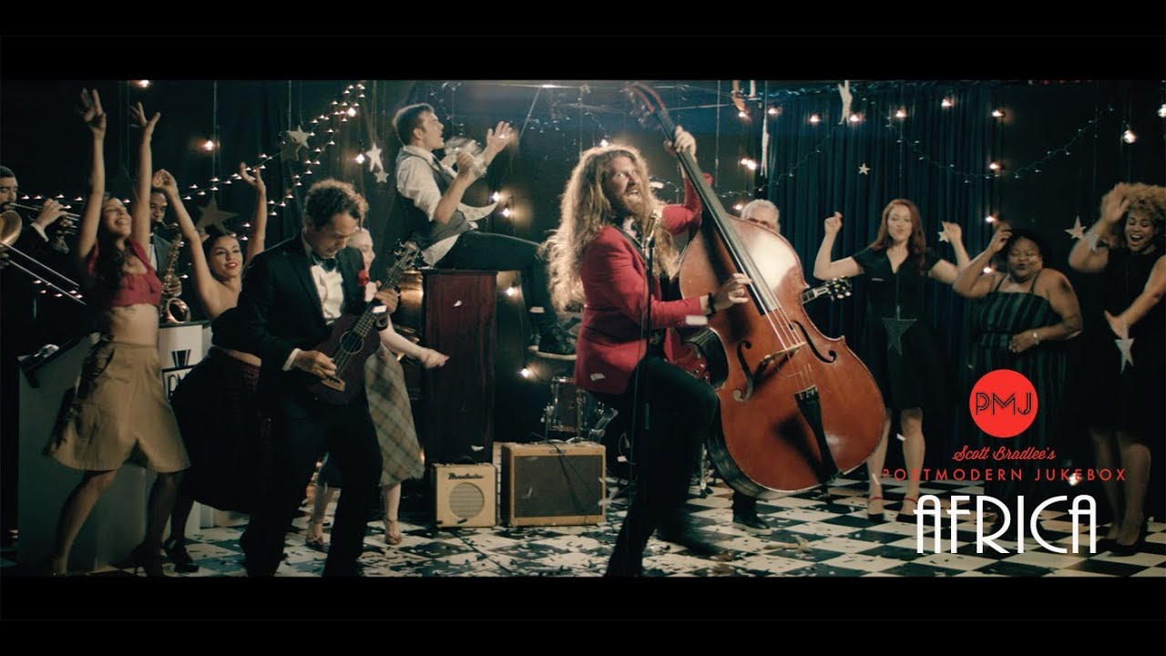 Africa ('50s Style Toto Cover) – Postmodern Jukebox ft. Casey Abrams & Snuffy Walden