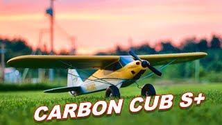 Video BEST Beginner RC Plane 2018 - HobbyZone Carbon Cub S+ Airplane - TheRcSaylors MP3, 3GP, MP4, WEBM, AVI, FLV November 2018