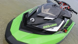 4. New 2017 Sea-Doo GTR-X 230 I Cant Believe Its A GTR