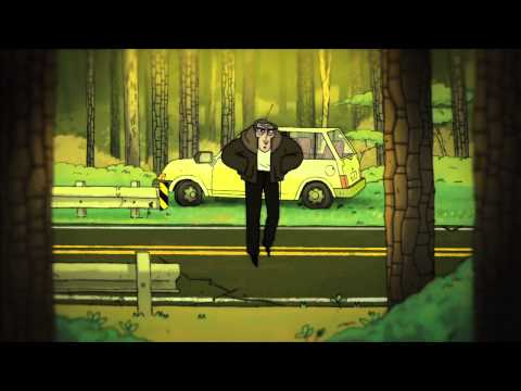 Short Animated Movies | There's a Man in the Woods