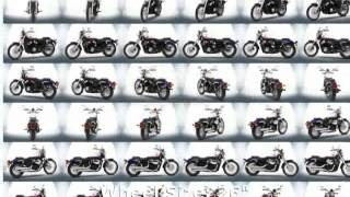 5. 2013 Honda Shadow RS -  Specification Specs Dealers superbike Top Speed Transmission