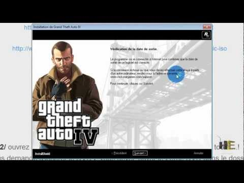 comment installer gta 4 sur pc