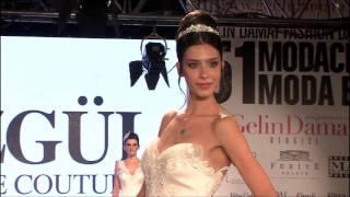 Özgül Moda 2016 Gelinlik Defilesi - 51 Moda Evi - Gelin Damat Fashion Day 2016