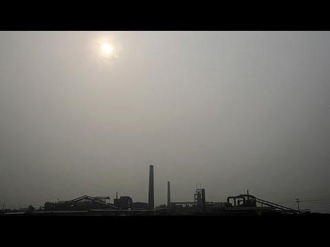 Σε επίπεδα ρεκόρ το 2014 οι εκπομπές αερίων που προκαλούν το φαινόμενο του θερμοκηπίου
