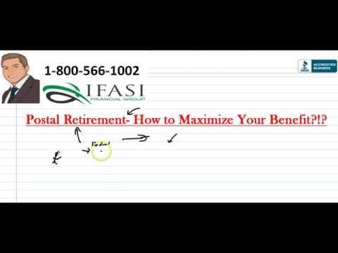 Postal Retirement - Postal Workers Retirement