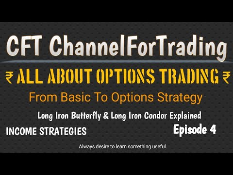 Episode 4 | All About Options Trading From Basics to Options Strategy | Income Strategies | CFT