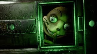 HE LOCKED ME AWAY IN HIS SECRET SAFE ROOM | Five Nights At Freddy's VR: Help Wanted SECRET ENDING