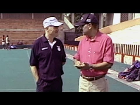 aired - Walk The Talk: Australian hockey legend and former India coach Ric Charlesworth gets up close and personal in NDTV's Walk the Talk show (aired in June 2008) ...