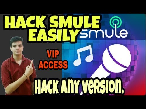 How To Hack Sing! Karaoke By Smule V4.5.5 WITH VIP ACCESS | 100% REAL (NEW) |