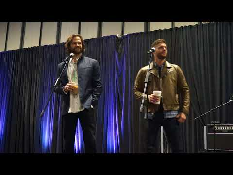 SPNUK 2018 J2 Gold Panel Part 1