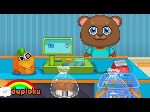 Main Yuk Game Supermarket Anak Game Review - Duploku