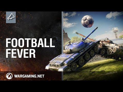 Z okazji Euro 2016 w grze World of Tanks pojawią sioę zawody piłkarskie rozgrywane na trzech specjalnych boiskach