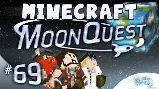 Minecraft - MoonQuest 69 - I'm Eating A Cookie!