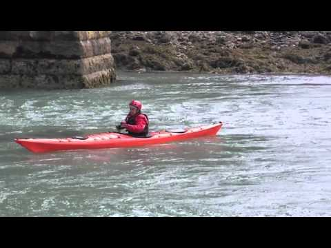 Paddling i Anglesey – video