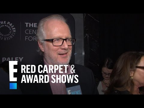 Tracy Letts Weighs in on Prepping for New Baby | E! Red Carpet & Live Events