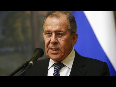 Λαβρόφ: Η Ρωσία απελαύνει 60 Αμερικανούς διπλωμάτες