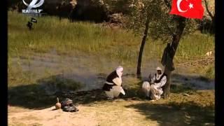Hz.Bilal-i Habeşi R.A.- Ezan [HD] - Islami Film ®