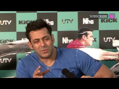 Interview with Salman Khan for movie Kick Part 5