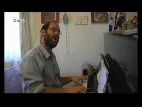 אהרן רזאל בראיון לרגל סיום הדף היומי
