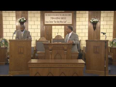 Message Regarding Easter and The Resurrection Day by Apostle Mathis 709 views  0  0