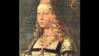 Para ver la Maldición de los Reyes Católicos: http://www.dailymotion.com/video/x2gnw6g_la-maldicion-de-los-reyes-catolicos_creation Les recomiendo ver la ...