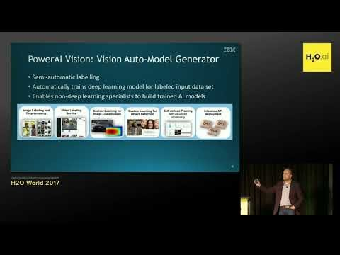 Deep Learning for the Enterprise - Sumit Gupta, IBM Cognitive Systems