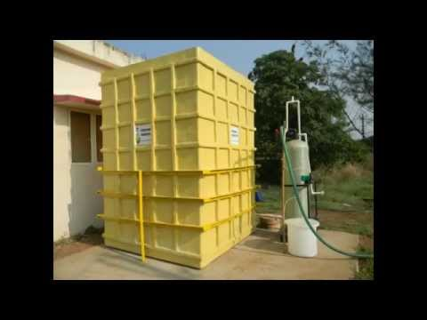Sustainable Biosolutions LLP, Fully automated Sewage Treatment Plant (SBR technology)